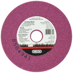 "Oregon OR534-14 1/4"" Grinding Wheel For 511A Grinder OR534-14A"