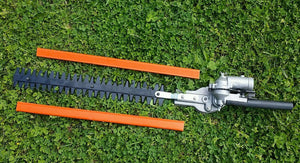 TOOLSTORM 7 SPLINE HEDGE TRIMMER ATTACHMENT POLE LAWN BRUSH CUTTER WHIPPER SNIPPER MULTI TOOL