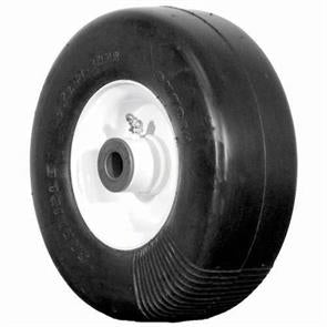 OREGON WHEEL ASSEMBLY FLAT KING KUTTER 72-738
