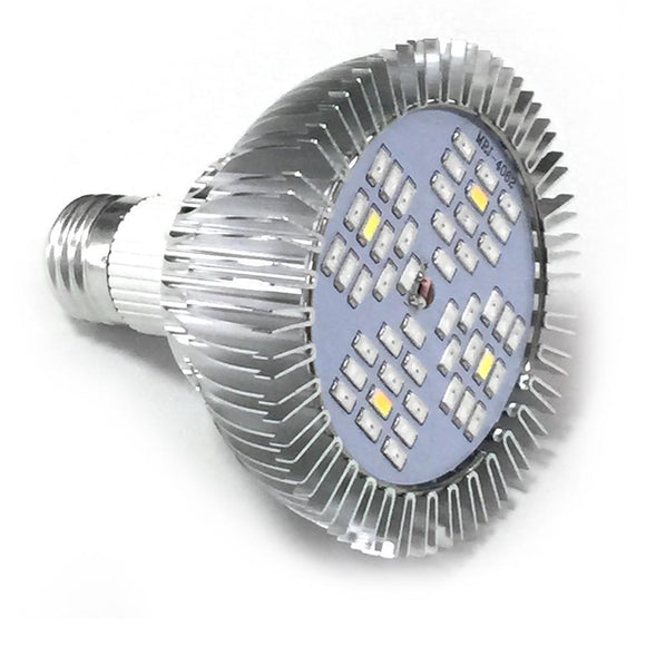 GROW SPOT LED LIGHT BULB 48 WATT