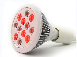 LIGHTFORCE LED INFRARED & RED LIGHT THERAPY 24W BULB MINI