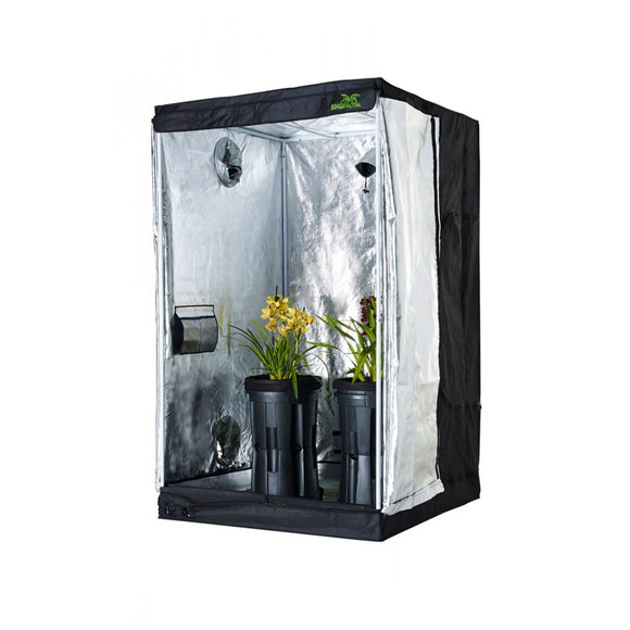 Jungle Room Original Grow Tent 1.2 x 1.2 x 2m Mylar Silver