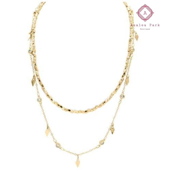 Aria Necklace - Kinsley Armelle