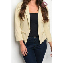 Load image into Gallery viewer, Boss Babe Blazer - Top