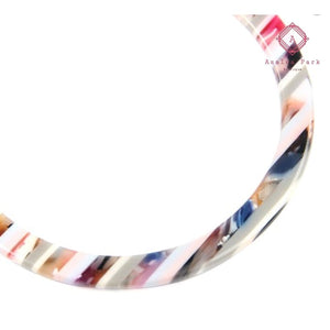 Confetti Bomb Hoops - Jewelry
