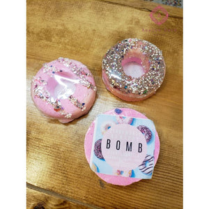 Donut Worry Be Happy Bathbomb - Bath