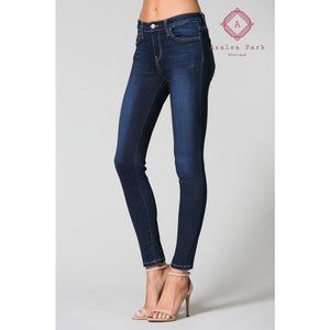 Flying Monkey Mid Rise Skinny - Bottoms