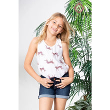 Load image into Gallery viewer, Girls Rolled Cuff Denim Shorts - Girls Bottoms
