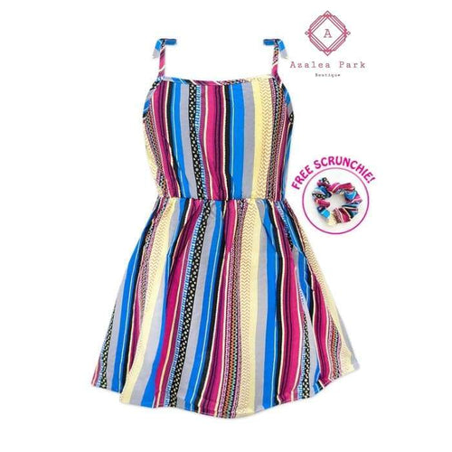 Girls Summer Dress - Girls Dresses