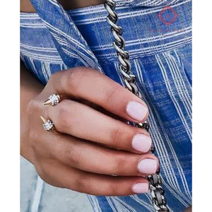 Gold Bling Ring - Kinsley Armelle