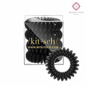 Hair Coils - Black - Hats & Hair Accessories