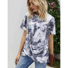 Load image into Gallery viewer, Hang Around Tie Dye Tee - Top