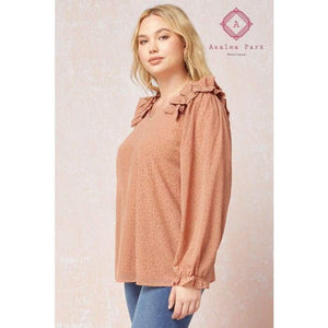 Jocelyn - Plus Tops