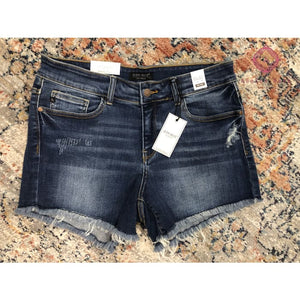 Judy Blue Cut Off Shorts - XL - New Arrival