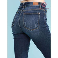 Load image into Gallery viewer, Judy Blue Distressed Skinny - New Arrival