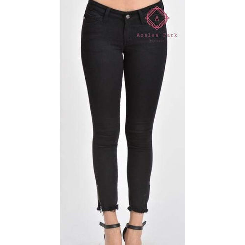 KanCan Low Rise Skinny - 0/23 - Bottoms