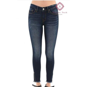 KanCan Low Rise Ankle Skinny - 0/23 - Bottoms