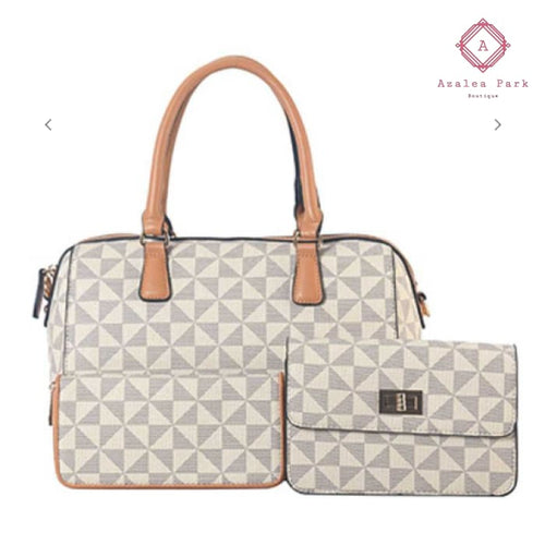 Luna 3 in 1 - Grey - Bags & Purses
