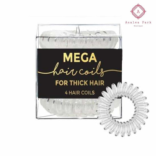 Mega Hair Coil - Transparent - Beauty