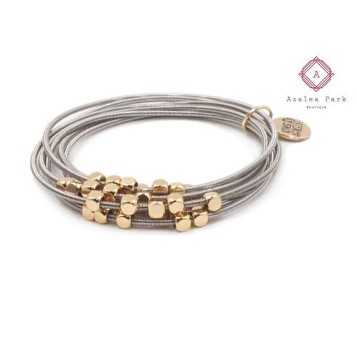 Metallic Collection - Ory Bracelet - Kinsley Armelle