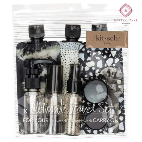 Refillable Ultimate Travel Set - Beauty