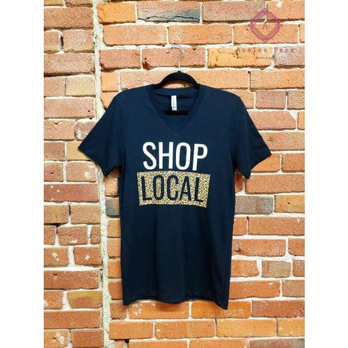 Shop Local Bella Canvas Tee - Top