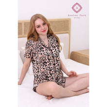 Load image into Gallery viewer, Short Sleeve Pajama Set - Top