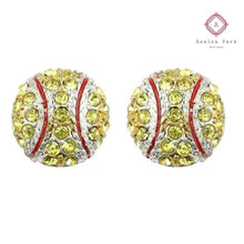 Load image into Gallery viewer, Softball Earrings - Jewelry