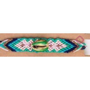 Willows Weaved Bracelet - 5 - Girls Accessories