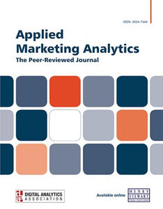 APPLIED MARKETING ANALYTICS