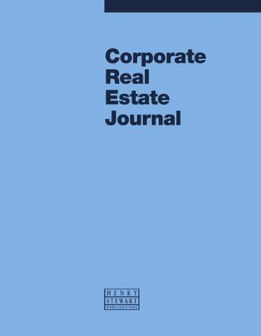 CORPORATE REAL ESTATE JOURNAL