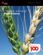 CANADIAN JOURNAL OF PLANT SCIENCE