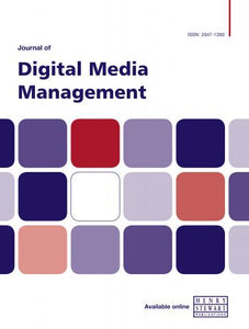 JOURNAL OF DIGITAL MEDIA MANAGEMENT