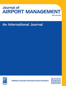 JOURNAL OF AIRPORT MANAGEMENT