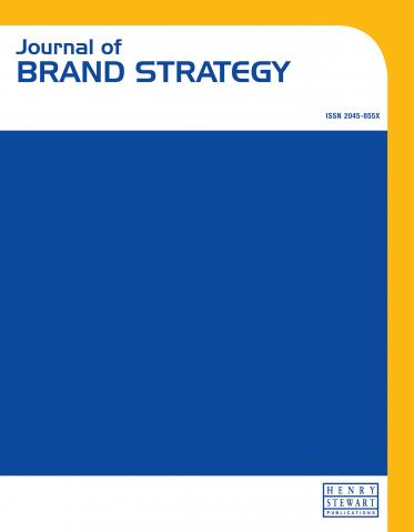 JOURNAL OF BRAND STRATEGY