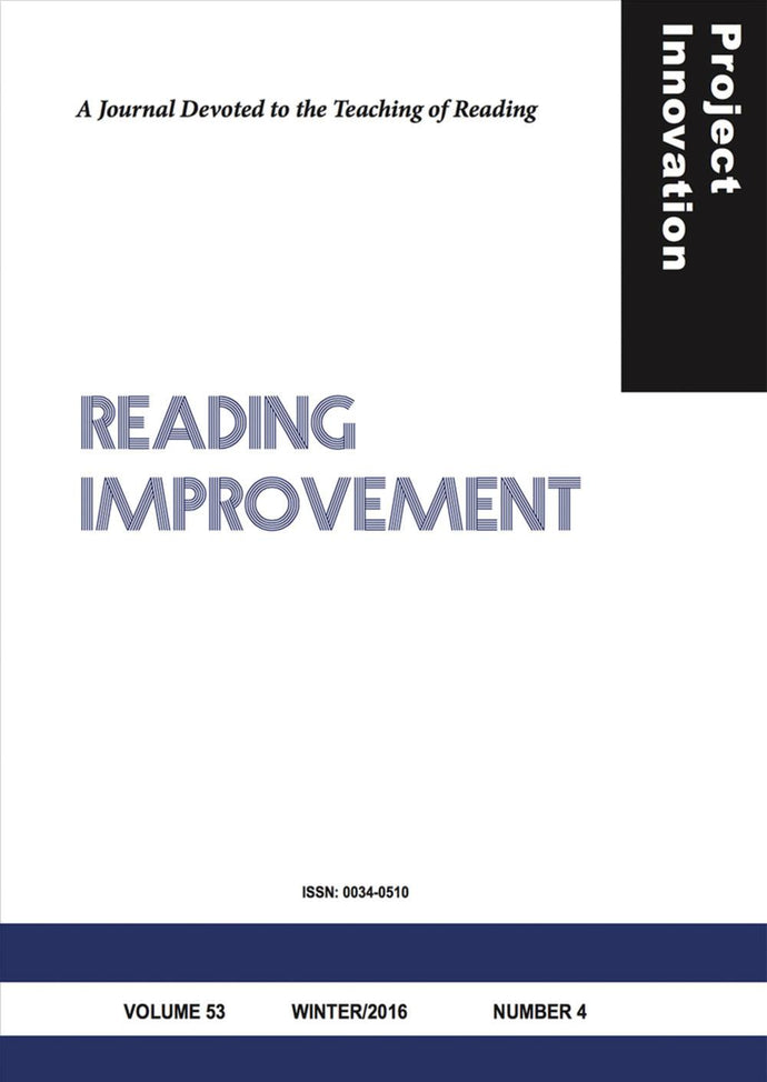 READING IMPROVEMENT