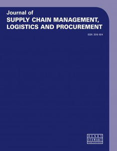 JOURNAL OF SUPPLY CHAIN MANAGEMENT, LOGISTICS AND PROCUREMENT