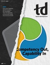 TD MAGAZINE (Print with Digital Edition)