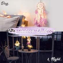 Load image into Gallery viewer, Fairy Dream Catcher Light