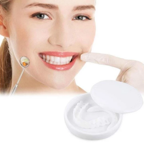 [BUY 2 GET 1 FREE] Snap on Smile-Magic Teeth Brace