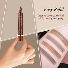 Load image into Gallery viewer, [BUY 2 GET 1 FREE] (2020 new in) Natural Tattoo Eyebrow Pen