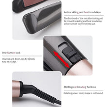 Load image into Gallery viewer, 2 in 1 Hair Curler and Straightener