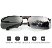 Load image into Gallery viewer, Photochromic Sunglasses [Buy 2 get 1 free]