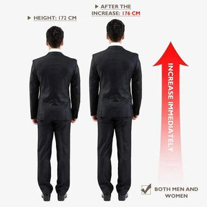 Invisible Height Increased Insoles-2.5CM/3CM/4CM/5CM