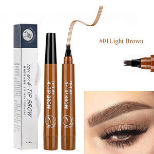 [BUY 2 GET 1 FREE] (2020 new in) Natural Tattoo Eyebrow Pen