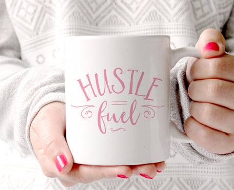 Hustle Fuel 11oz Coffee Mug