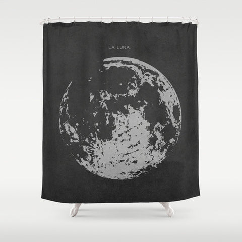 La Luna Shower Curtain