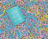 Mondays & Coffee Teal 11oz Coffee Mug