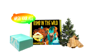 Bomb in the Wild (GOLD SERIES LIMITED TIME SOAP)
