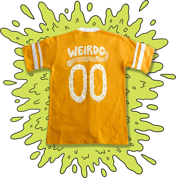 Sick Girls Club Jersey Gold
